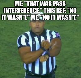 Interference memes